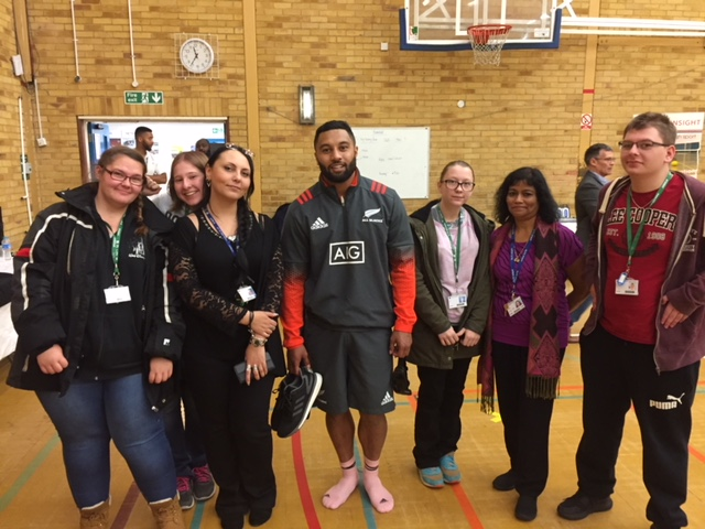 All Blacks with RuTC supported learning Students 3 11 17 1