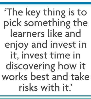 Invest in EdTech to Make Your Teaching Career More Exciting from the best education blog at Richmond upon Thames College