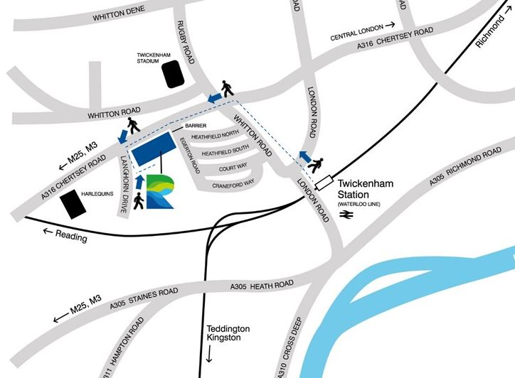 college map how to get here cropped email