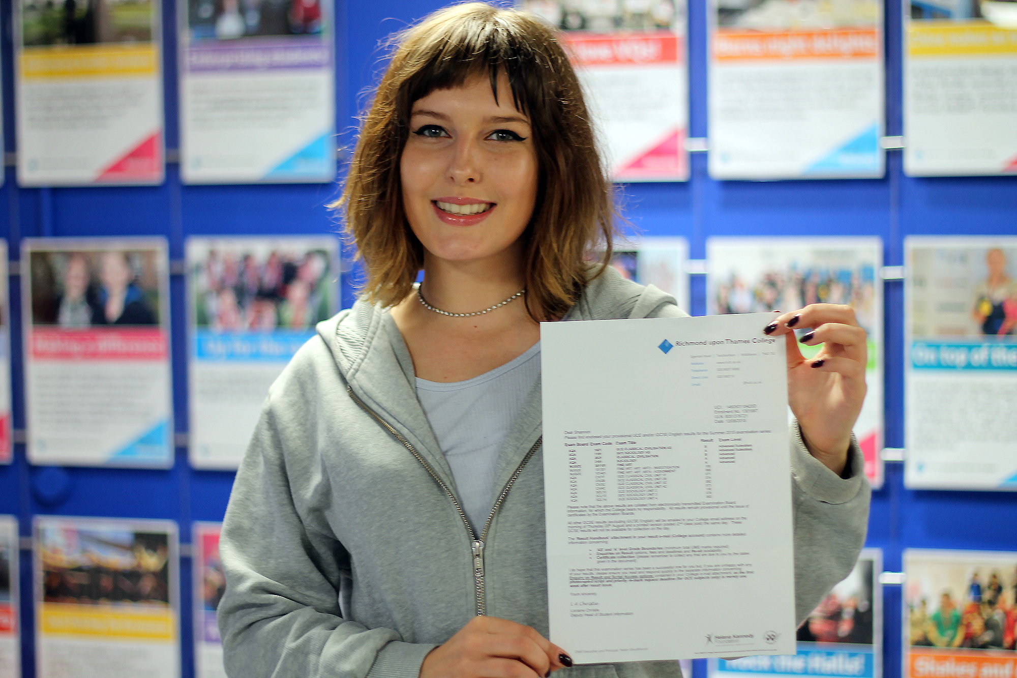 Shannon Kopinski A Level and BTEC qualifications explained