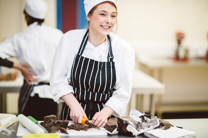 apply now to study catering and hospitality at a top college in London