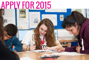 Apply for 2015 Now!
