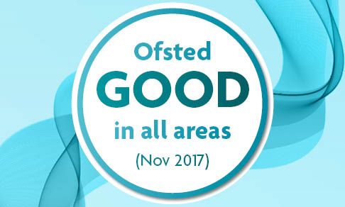 Ofsted GOOD button 2018 Adults
