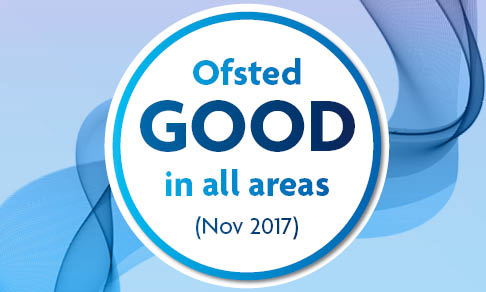 Ofsted GOOD button 2018 General