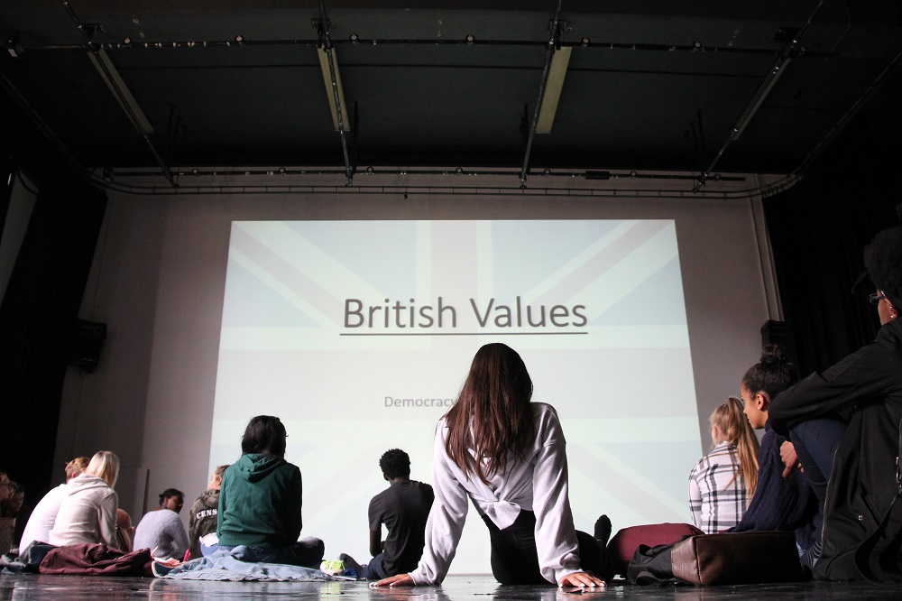 Richmond upon Thames College British Values 2017