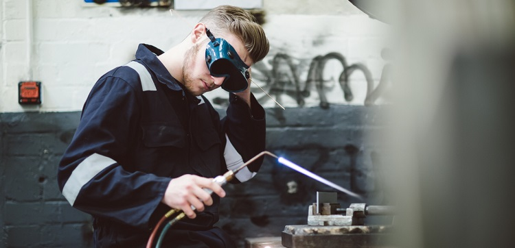 RuTC Welding Courses London 2017 18