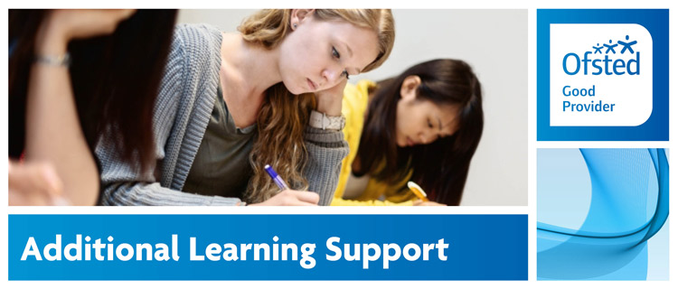 RuTC Additional Learning Support Banner 2018