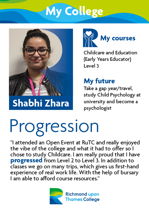 What Our Students Say 2019 Childcare Shabhi Zhara