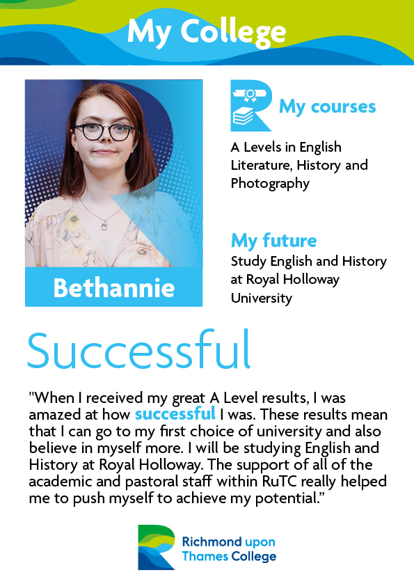 What Our Students Say 2019 Humanities Bathannie