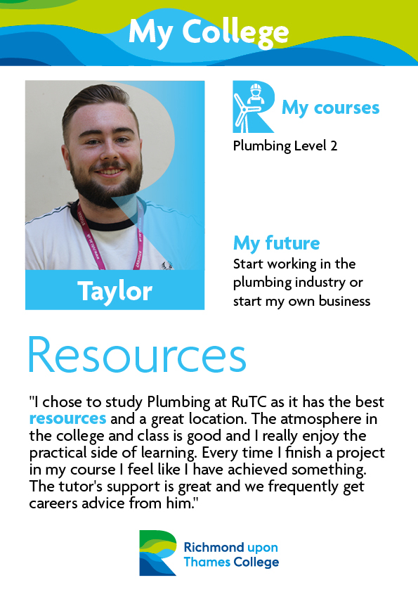 What Our Students Say 2019 Construction Crafts Taylor