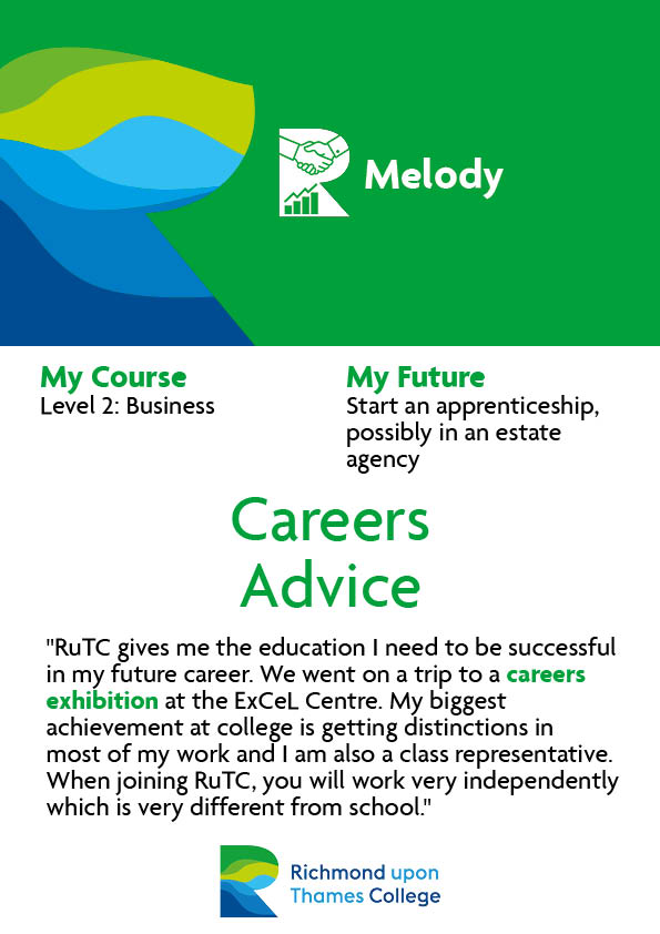 What Our Students Say 2020 Business Melody