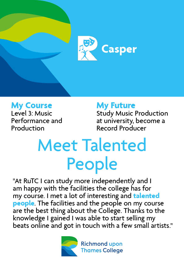 What Our Students Say 2020 Music Casper