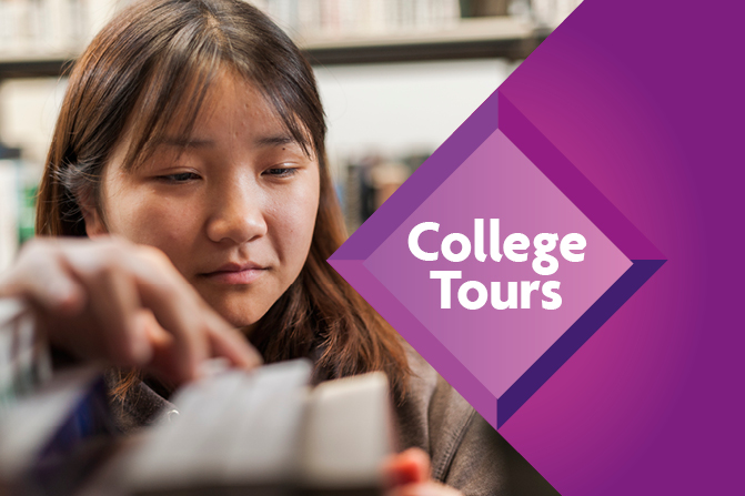 college tours at richmond upon thames college in South West London