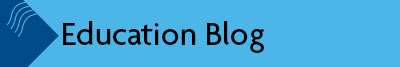 teaching and education blog for best practice and ideas in further education in London blue