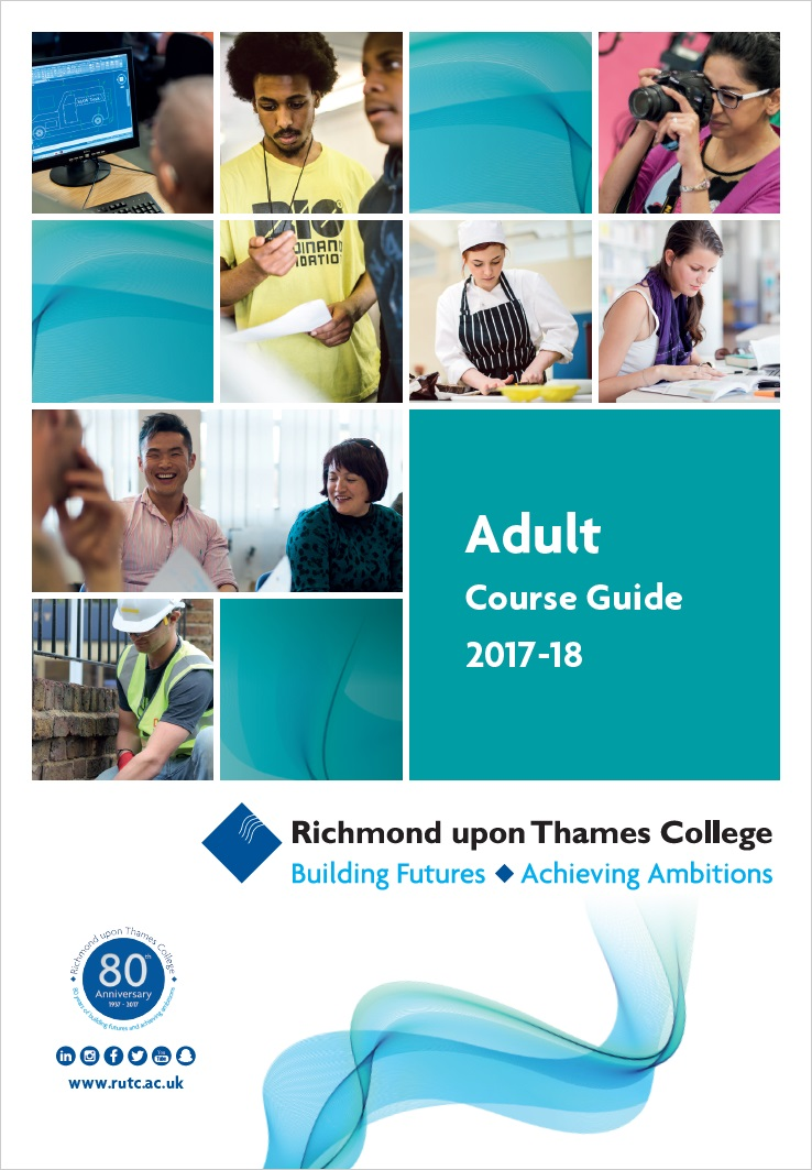 Adult Courses at Richmond upon Thames College for 2017-18