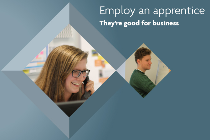 employ an apprentice training at the top college in london richmond and surrey benefits 3