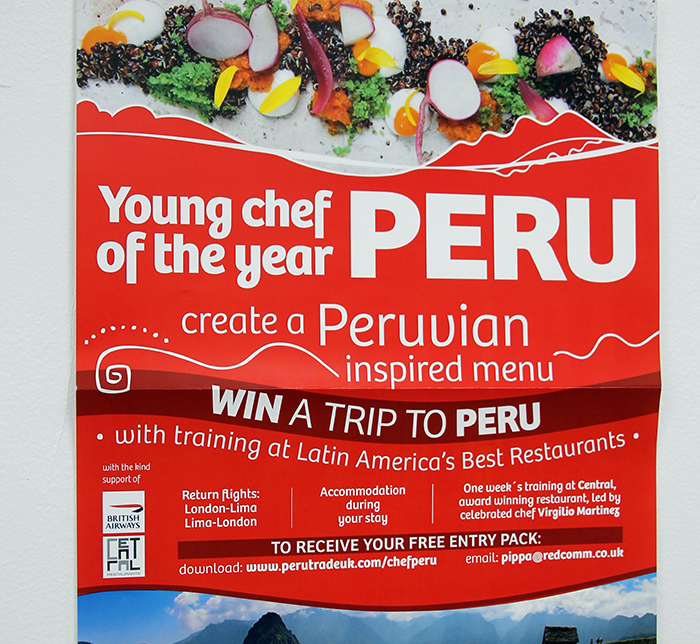 PeruTradeUK YoungChefOfTheYear Competition 700