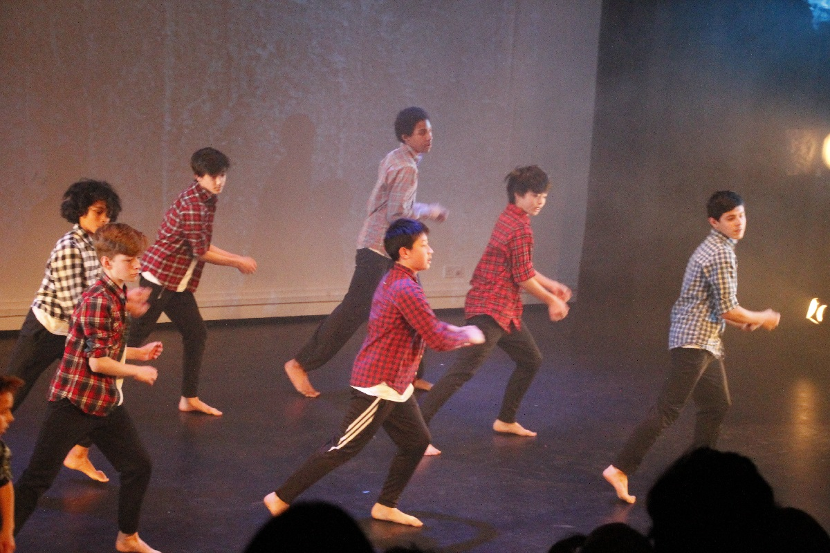 RuTC Ignite Dance Show 2017 Boys