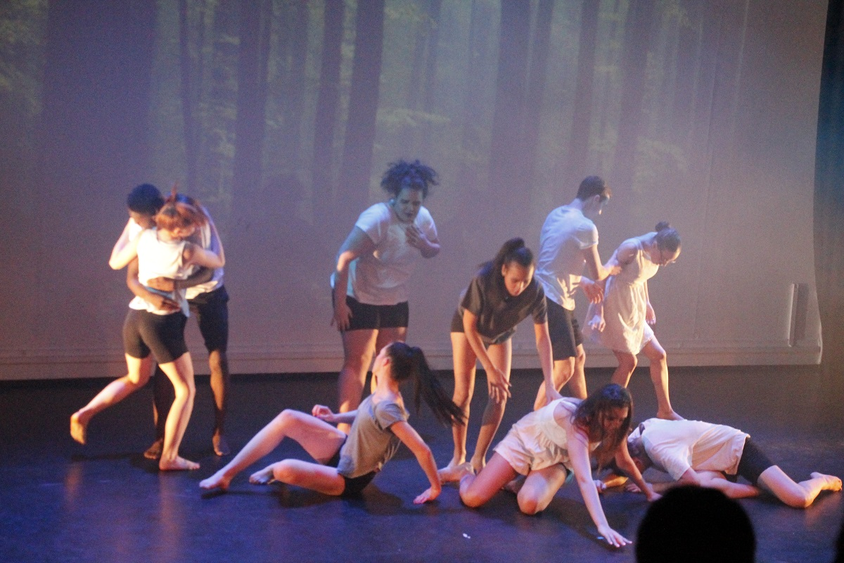 RuTC Ignite Dance Show 2017 In The Woods