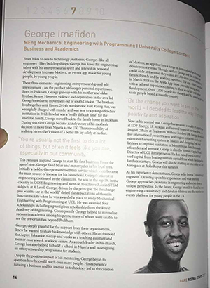 George Imafidon Interview Rare Recruitment Awards