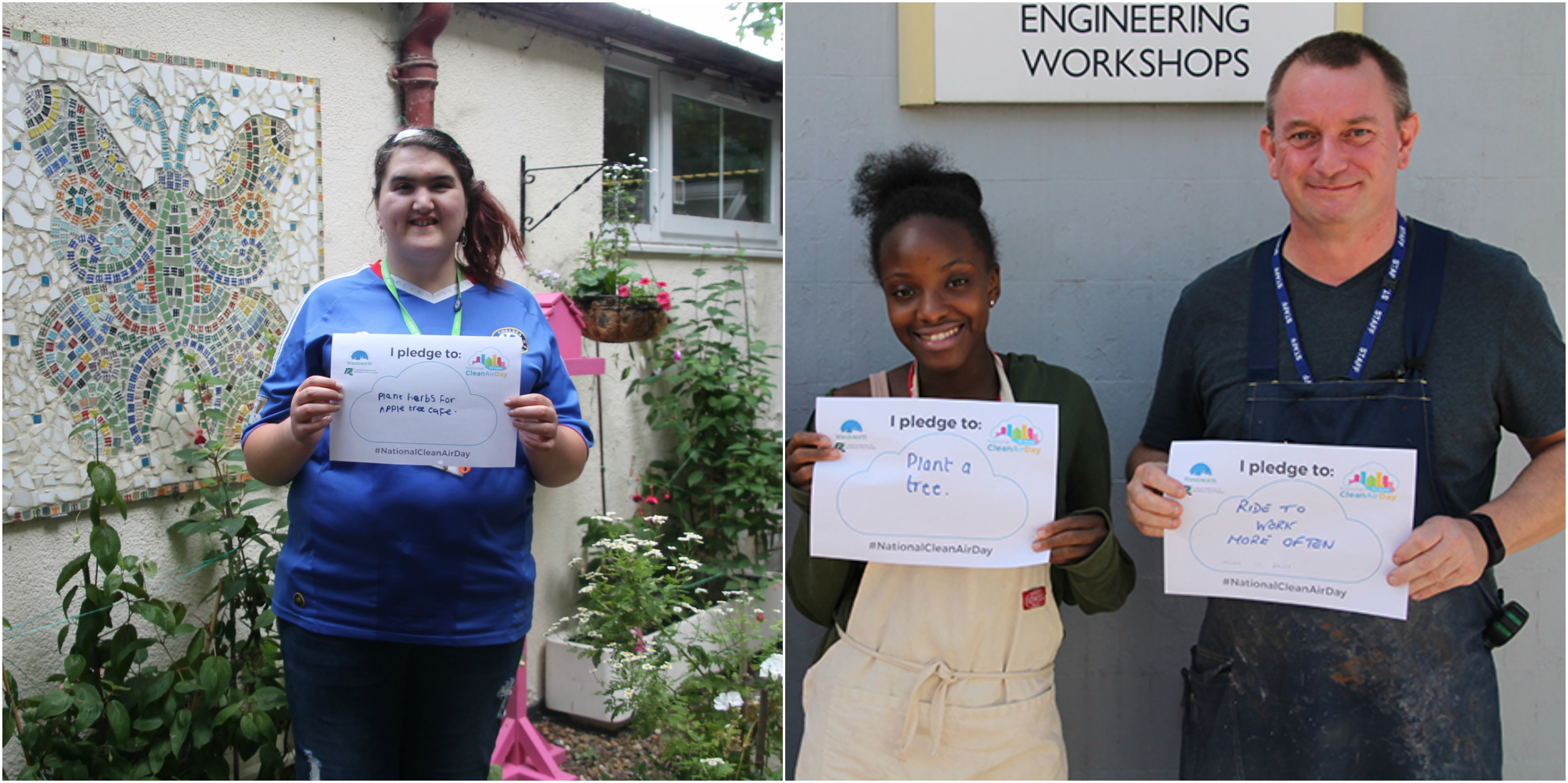 RuTC Staff and Students Support National Clean Air Day 7