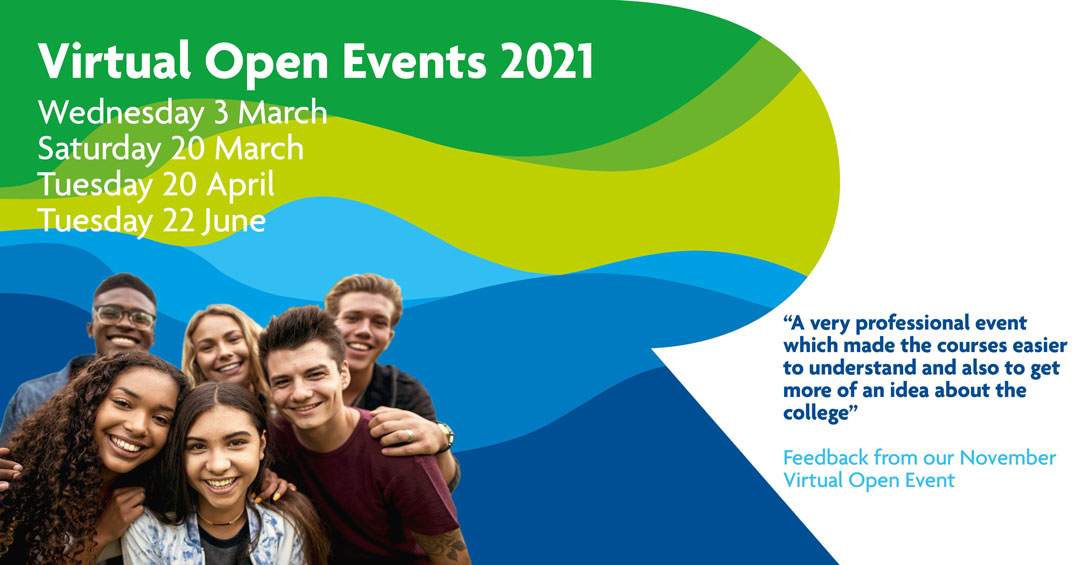 web open events 2021