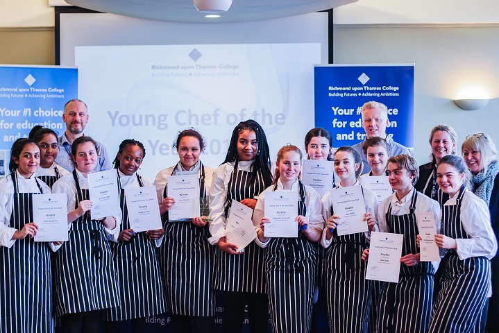 RuTC Young Chef of the Year Competition 2018 Finalists