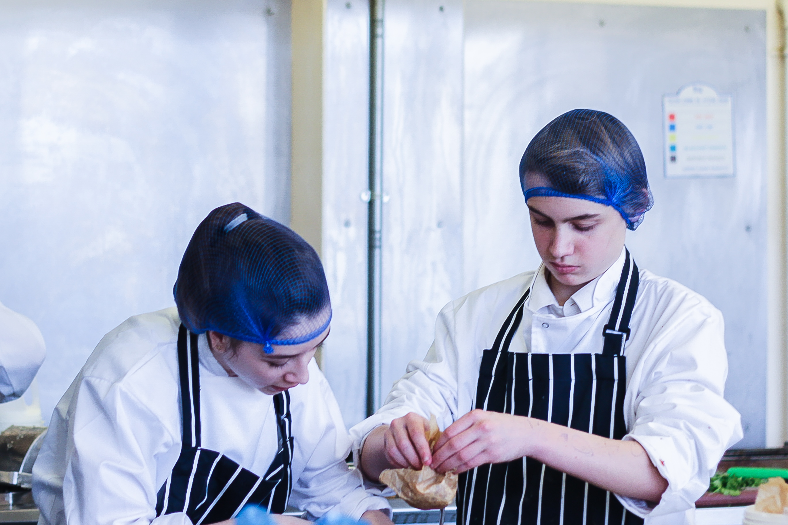 Young Chef of the Year Competition 2018 Final 2 of 12 2