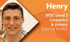 BTEC Carpentry and Joinery