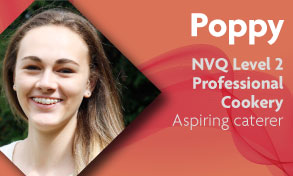 NVQ Catering and Hospitality