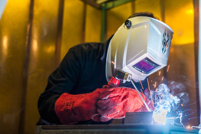 Adult Course Fabrication Welding Level 1 11