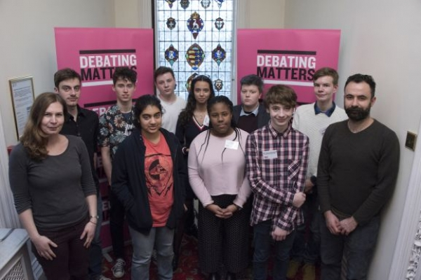 Richmond upon Thames College Students Crowned Champions in Tough Debating Challenge