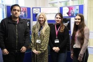 National Apprenticeship Week 2020 celebrated by Richmond upon Thames College
