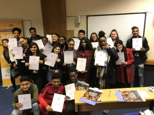 Richmond students graduate from NCS Term Time Programme