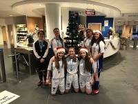 Girls' Victory at Woking Futsal Tournament