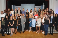 Outstanding students honoured at uplifting annual awards evening