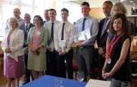 RuTC Hosts Awards for Engineering Apprentices