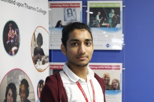 RuTC Student Entrepreneur Develops Interactive Revision Website