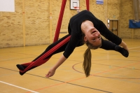 Aerial dance master class