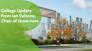 Update from Ian Valvona, Chair of Governors at RuTC