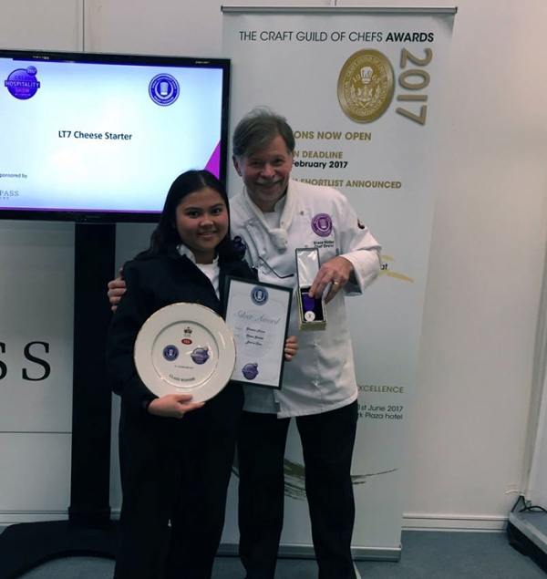 RuTC Best in Class  at International Salon Culinaire