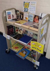 FREE book swap for World Book Day at RuTC Library