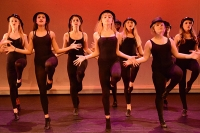 Dance students Ignite the stage