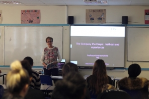 RuTC Explores Gender and Education with University of Sussex Lecturer