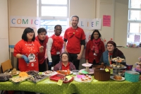 Students at RuTC Raise Over £250 for Comic Relief