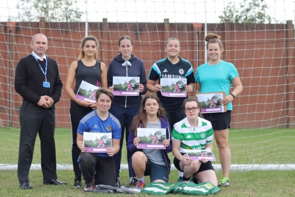 RuTC Leads the Way with Women's Football Week