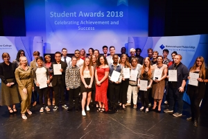 Students Celebrate Success at Awards Ceremony