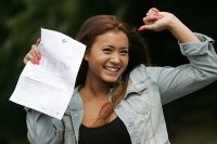 Results day at Richmond College