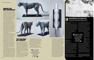 RuTC Graphics Lecturer Published by Leading Magazine