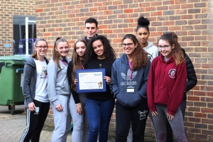 Jack Petchey Award for Sports student